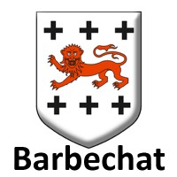 Blason Barbechat