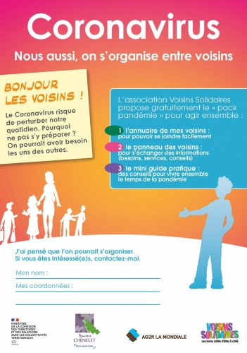 Tract Voisins Solidaires
