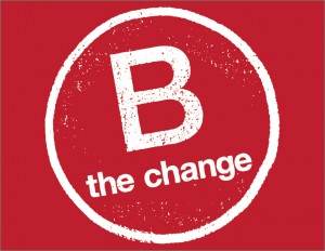 logo B corp - B the change